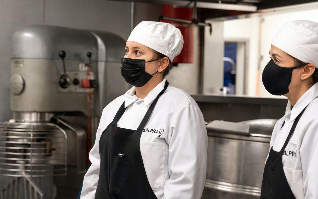Kochjacken – ausgeklügeltes Design bis ins letzte Detail